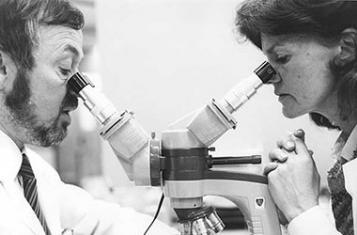 John and Deborah Greenspan 1984