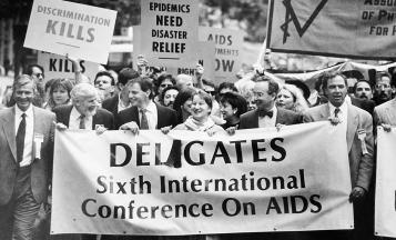 Delegates 6th IAC 1990